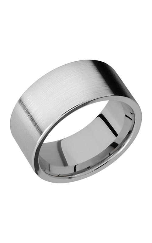 Lashbrook Titanium Wedding band 10FR Satin product image
