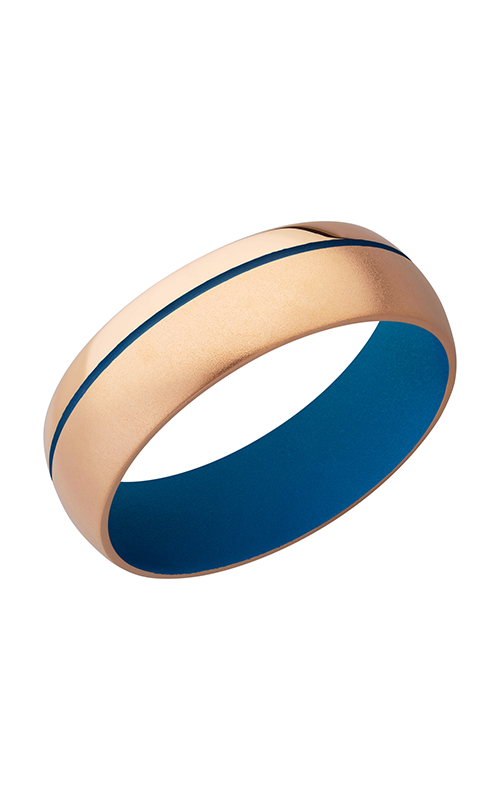 Lashbrook Cerakote Wedding band 14KR7D1.5OC-P product image