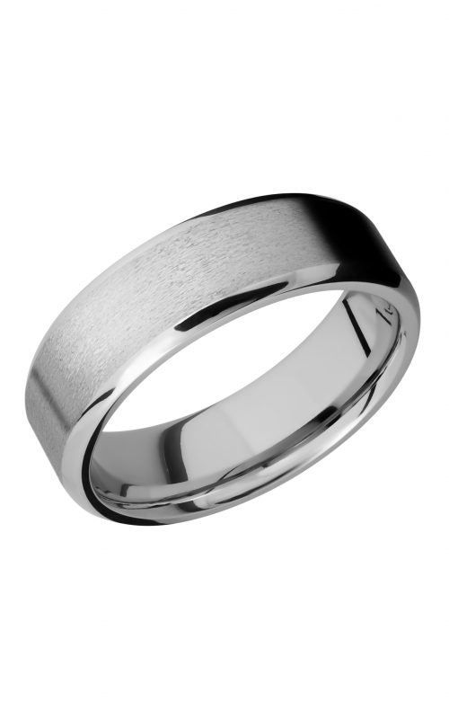 Lashbrook Precious Metals Wedding band 14KW7B-P product image