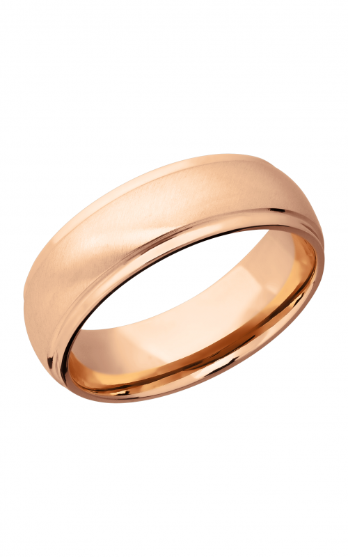 Lashbrook Precious Metals Wedding band 14KW7DGE product image
