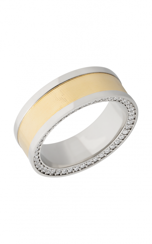 Lashbrook Precious Metals Wedding band 14KW8F15 product image