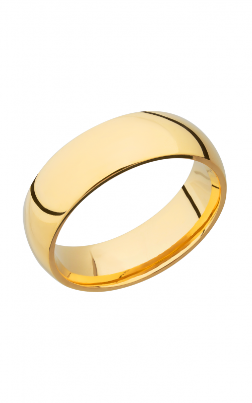 Lashbrook Precious Metals Wedding band 14KY7D product image