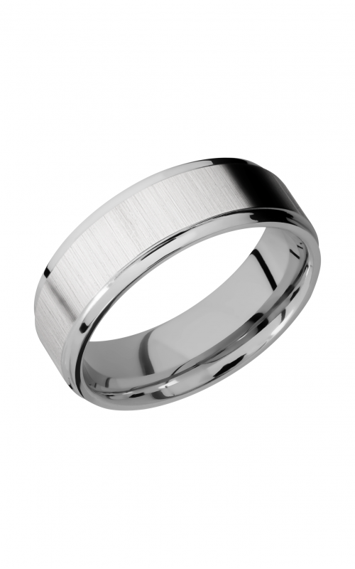 Lashbrook Titanium Wedding band 7FGE product image