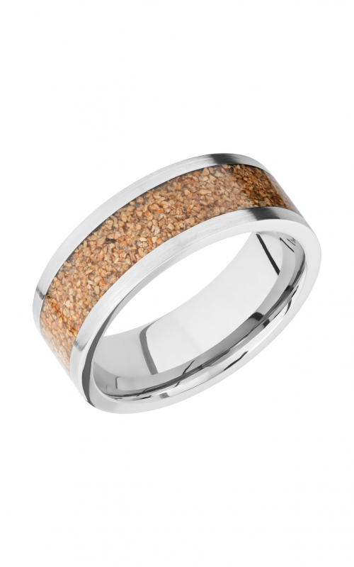 Lashbrook Mosaic Wedding band 8F15_TANDINO product image