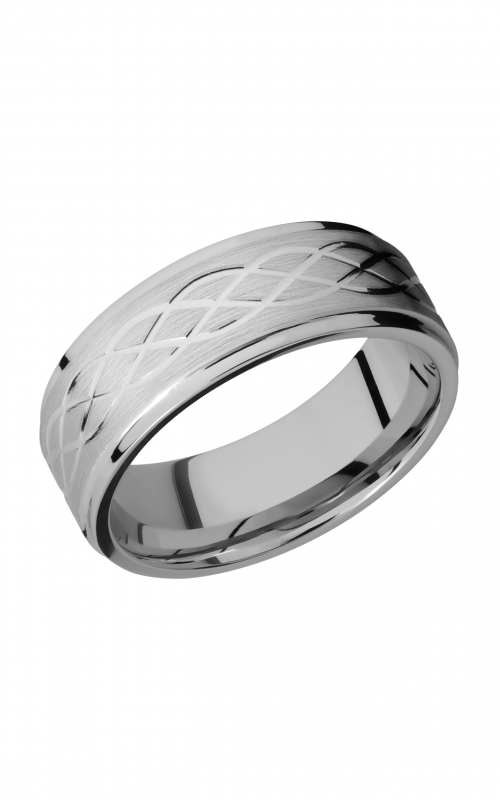 Lashbrook Titanium Wedding band 8FGECELTIC6 product image
