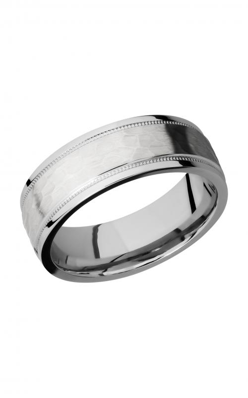 Lashbrook Cobalt Chrome Wedding band CC7.5FGEW2UMIL product image