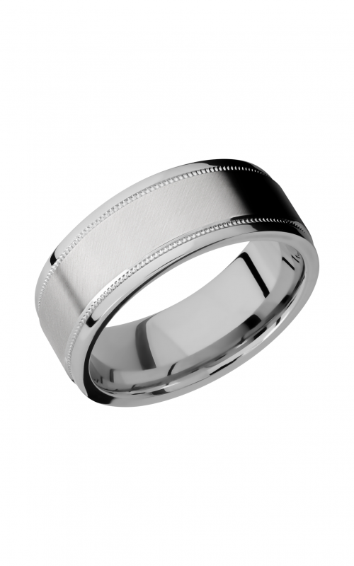Lashbrook Cobalt Chrome Wedding band CC8FGEW2UMIL product image