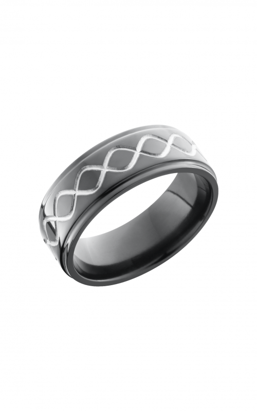 Lashbrook Zirconium Wedding band Z8FGE_TALLINF product image