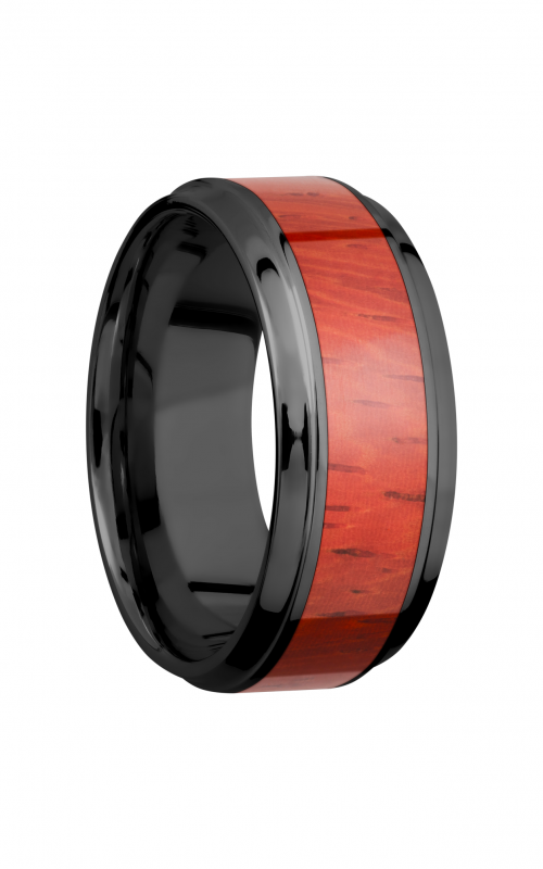 Lashbrook Hardwood Collection Wedding band ZHW9B15 S_PADAUK product image