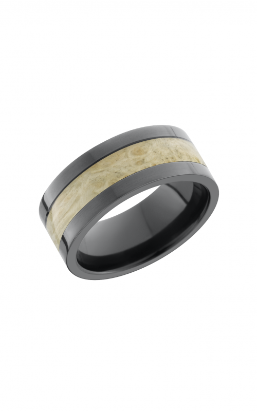 Lashbrook Hardwood Collection Wedding band ZHW9F14_BOXELDERBURL product image