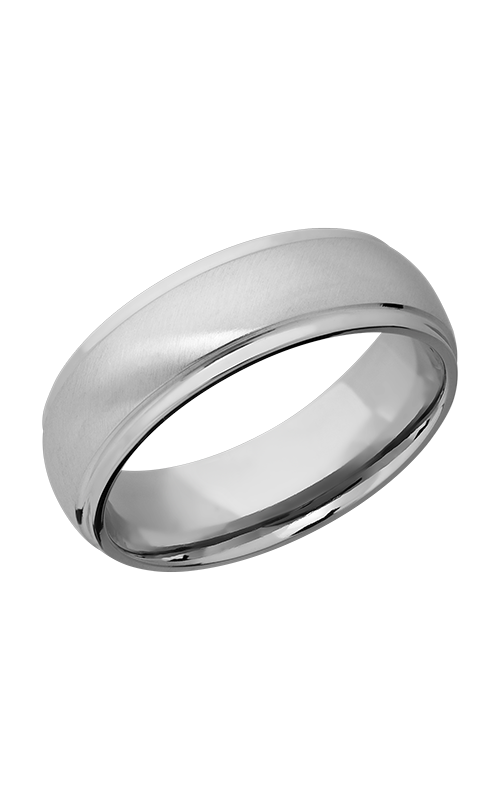 Lashbrook Titanium Wedding band 7DGE product image