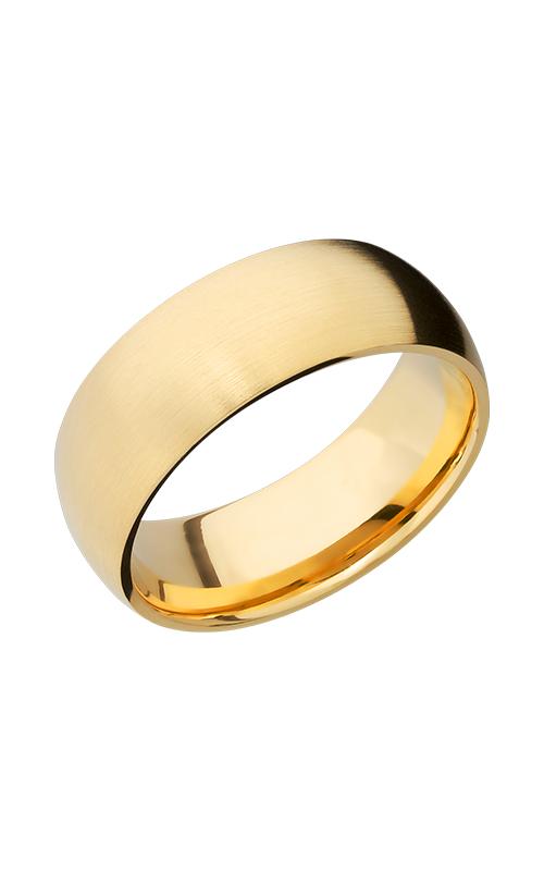 Lashbrook Precious Metals Wedding band 14KY8D-P product image