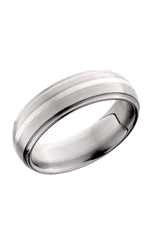 Lashbrook Titanium Wedding band 7DGE11_SS product image