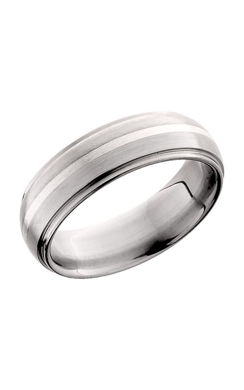 Lashbrook Titanium Wedding band 7DGE11_SS product image