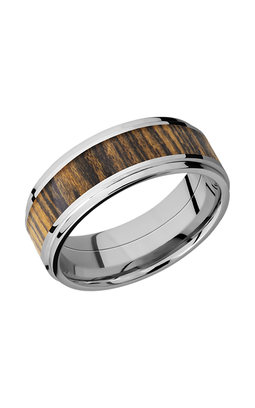 Lashbrook Cobalt Chrome Wedding band CC8FGE15_BOCOTE product image