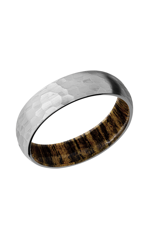 Lashbrook Hardwood Collection Wedding band HWSLEEVE6D_BOCOTE product image