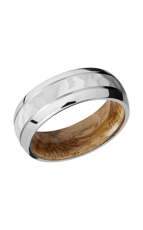 Lashbrook Hardwood Collection Wedding band HWSLEEVECC8D2.5_WHISKEYBARREL product image