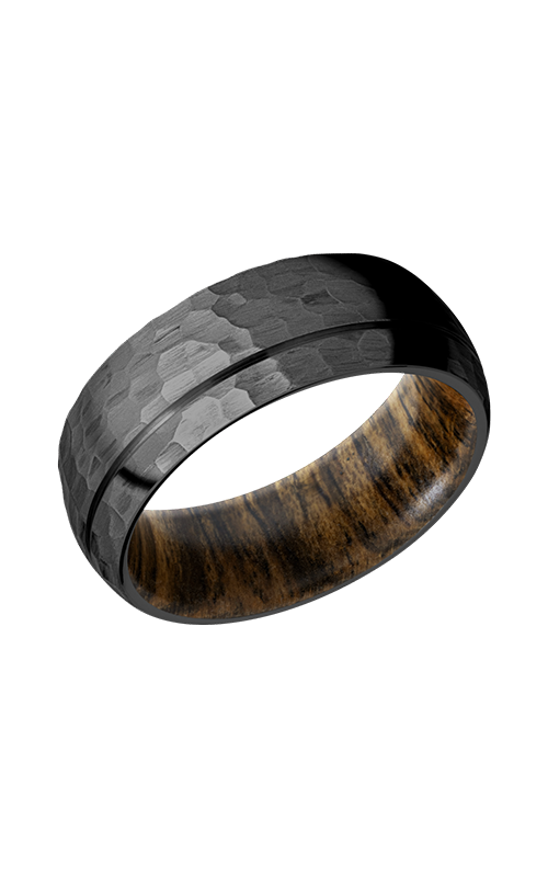 Lashbrook Hardwood Collection Wedding band HWSLEEVEZ8D1.5OC_BOCOTE product image