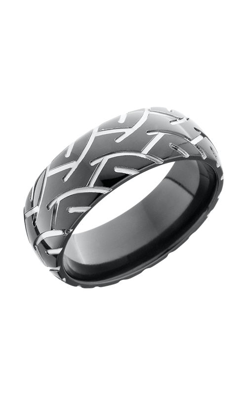 Lashbrook Zirconium Wedding band Z8D_CYCLE2 product image