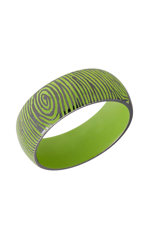 Lashbrook Cerakote Wedding band Z8D_LCVFINGERPRINT2_ZOMBIEGREENINANDOUT003 product image