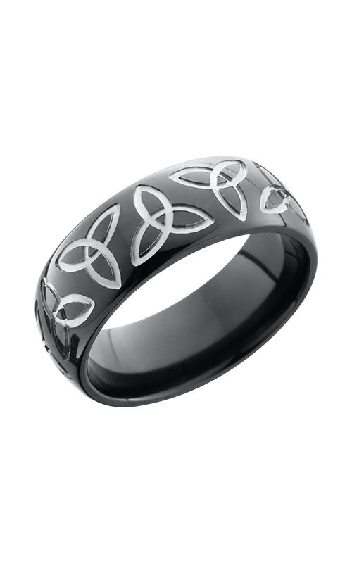 Lashbrook Zirconium Wedding band Z8D_TRINITY product image