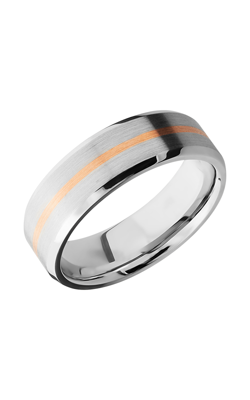 Lashbrook Cobalt Chrome Wedding band CC7B11-NS_14KR product image