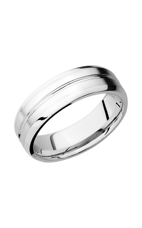 Lashbrook Cobalt Chrome Wedding band CC7B11U product image