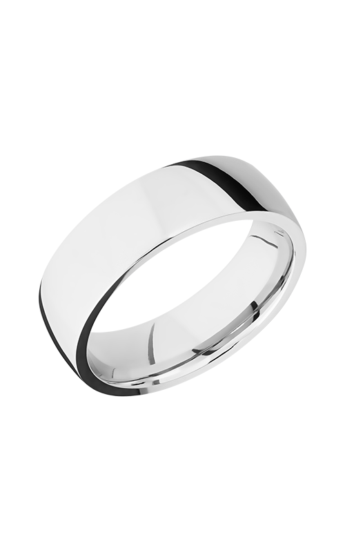 Lashbrook Cobalt Chrome Wedding band CC7LD-IS product image