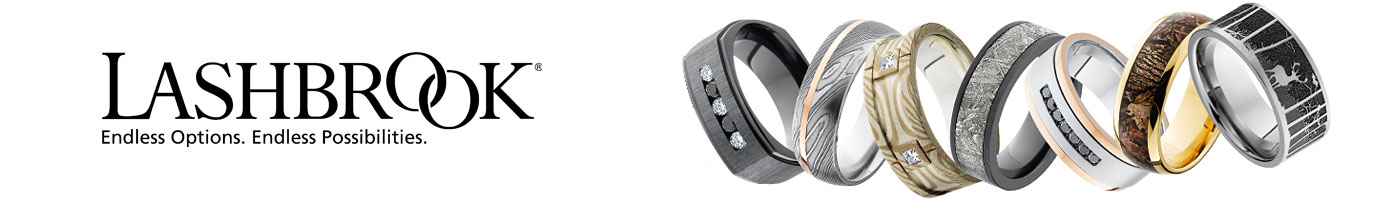 Lashbrook Men's Wedding Bands