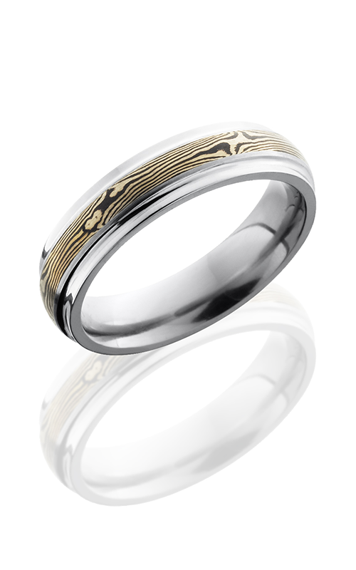 Lashbrook Titanium Wedding band 5DGE11 M14KWSH product image