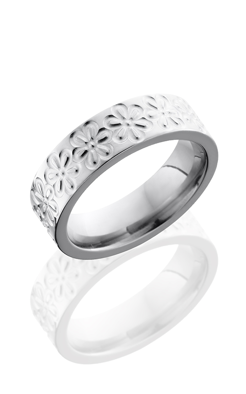 Lashbrook Titanium Wedding band 6FFLWR product image