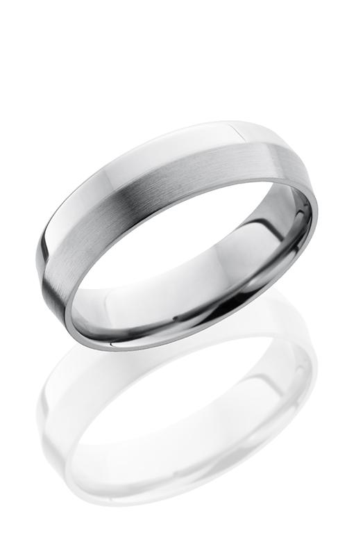 Lashbrook Titanium Wedding band 6P product image