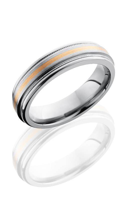 Lashbrook Titanium Wedding band 6REF11 14KR2UMIL product image