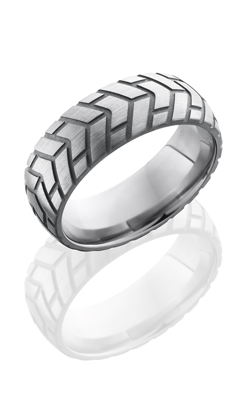 Lashbrook Titanium Wedding band 8DCYCLE3 product image
