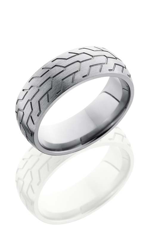 Lashbrook Titanium Wedding band 8DCYCLE44 product image