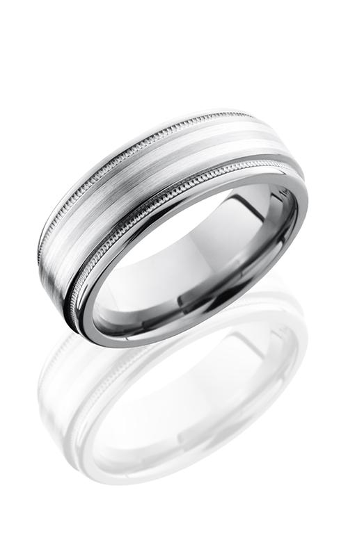 Lashbrook Titanium Wedding band 8REF21 SS2UMIL product image