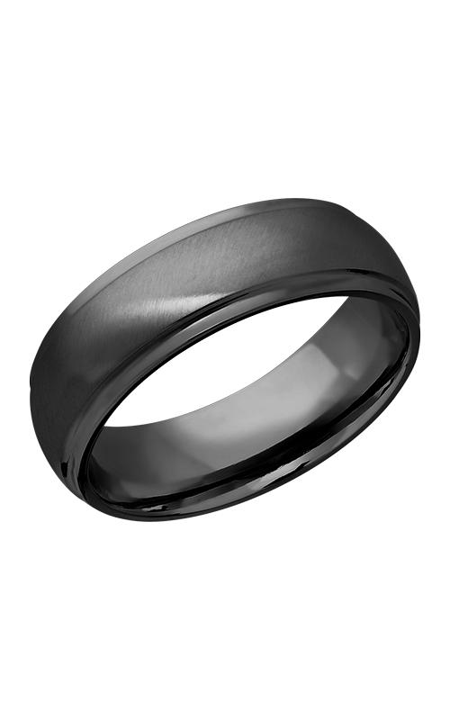 Lashbrook Zirconium Wedding band Z7DGE product image