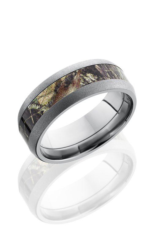 Lashbrook Camo Wedding band CAMO8D14 MOSSYOAK BEADBLAST product image