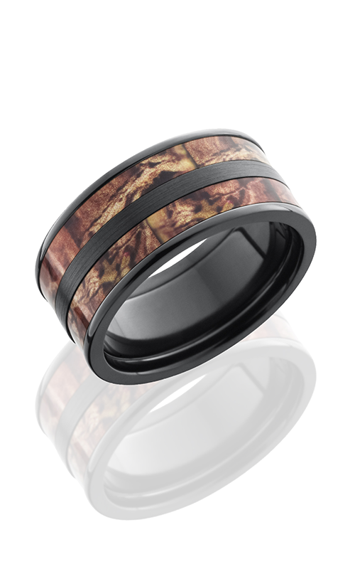 Lashbrook Camo Wedding band ZCAMO10F23 INFINITY SATIN product image