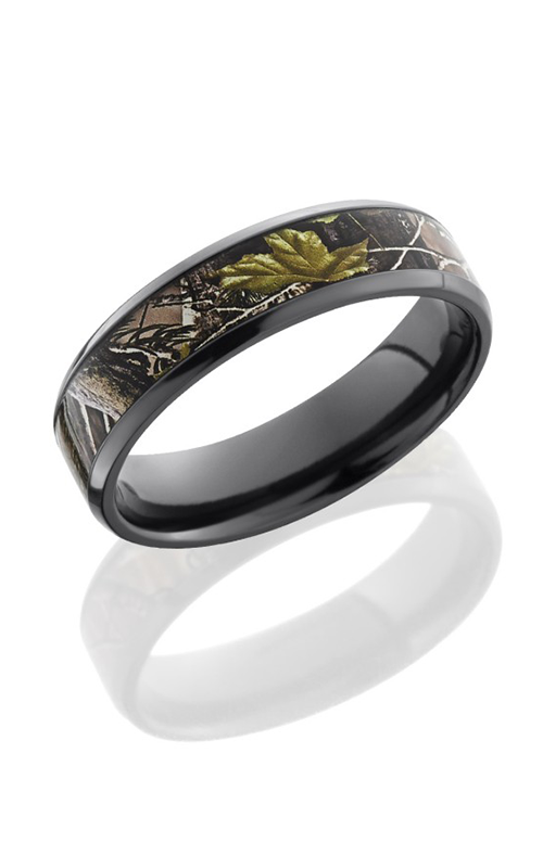 Lashbrook Camo Wedding band Z6B14 NS RTAPG POLISH product image
