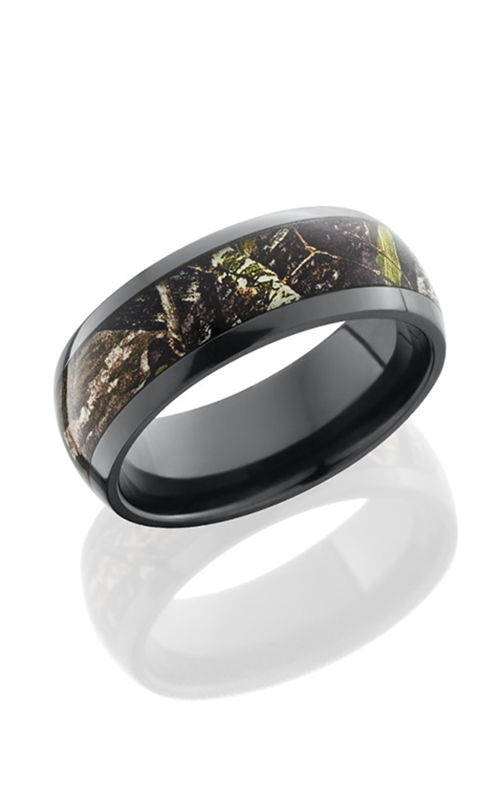 Lashbrook Camo Wedding band Z8D15 MOCOB POLISH product image
