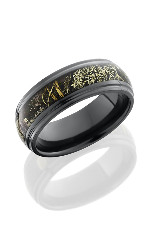 Lashbrook Camo Wedding band Z8DGE14 RTMAX1 POLISH product image