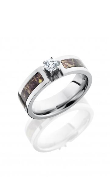Lashbrook Camo Engagement ring CCCAMO6F13CROWNCZ.25 MOSSYOAK product image