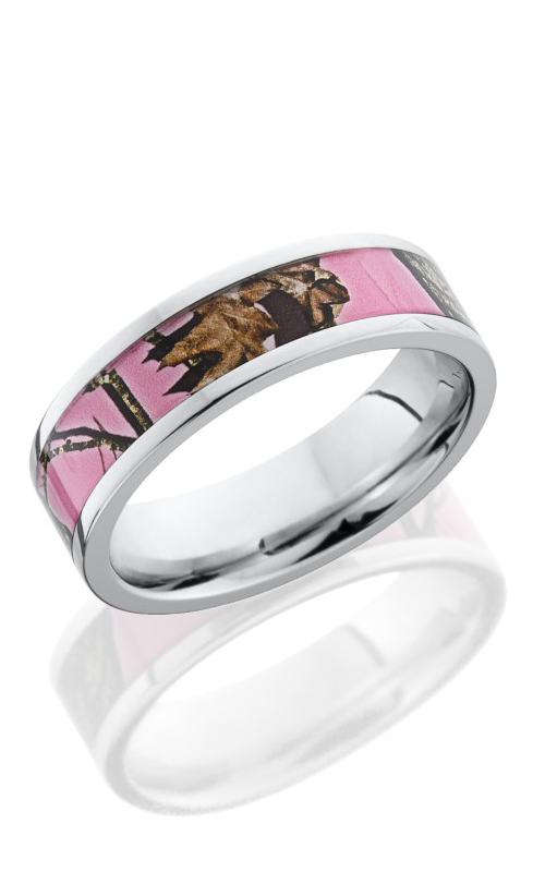 Lashbrook Camo Wedding band CC6F14 MOCPB POLISH product image