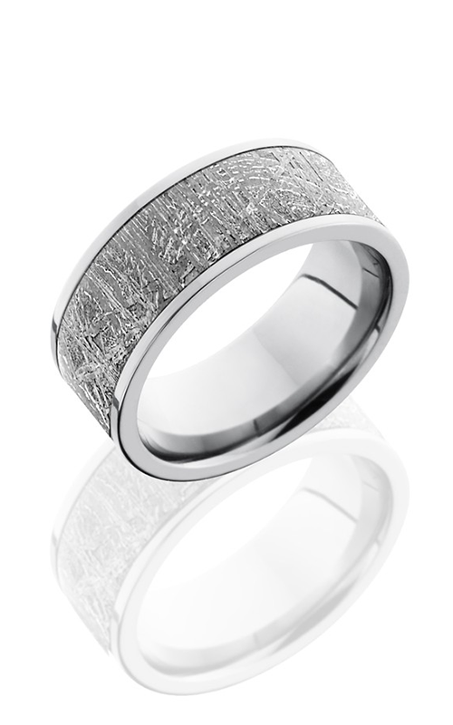 Lashbrook Meteorite Wedding band CC7F15-METEORITE POLISH product image