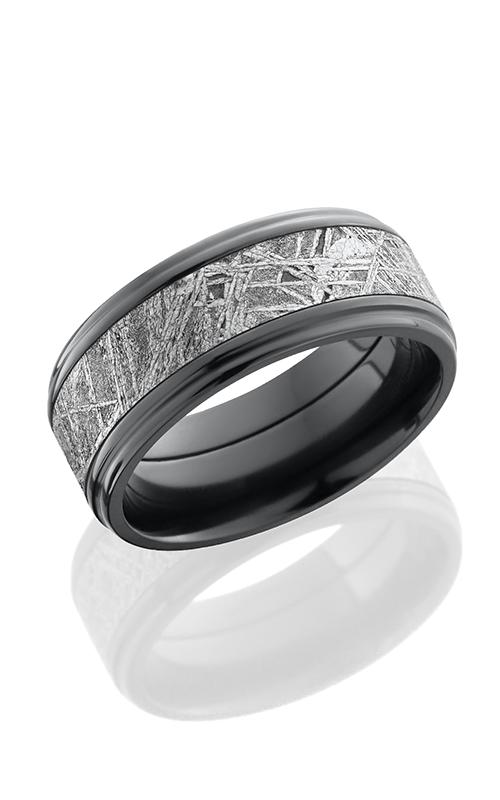 Lashbrook Meteorite Wedding band Z9FGE15-METEORITE POLISH product image