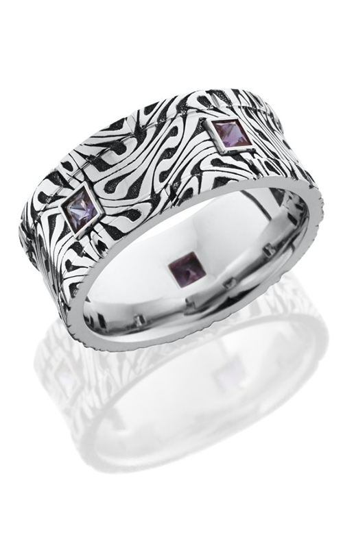 Lashbrook Cobalt Chrome Wedding band CC10F5SEG LCVESCHER15XALEX product image