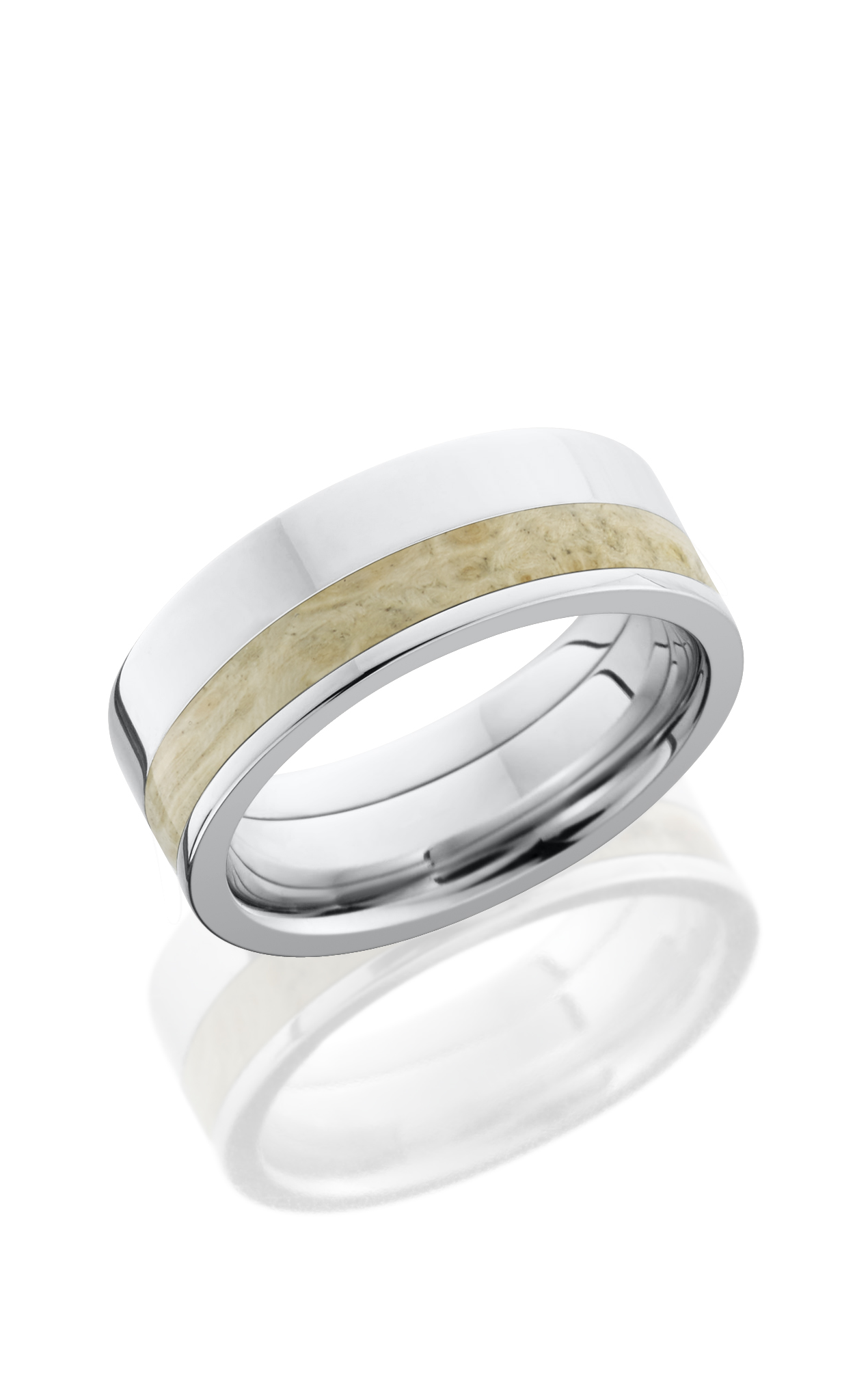 Lashbrook Hardwood Collection Wedding band 90108 product image