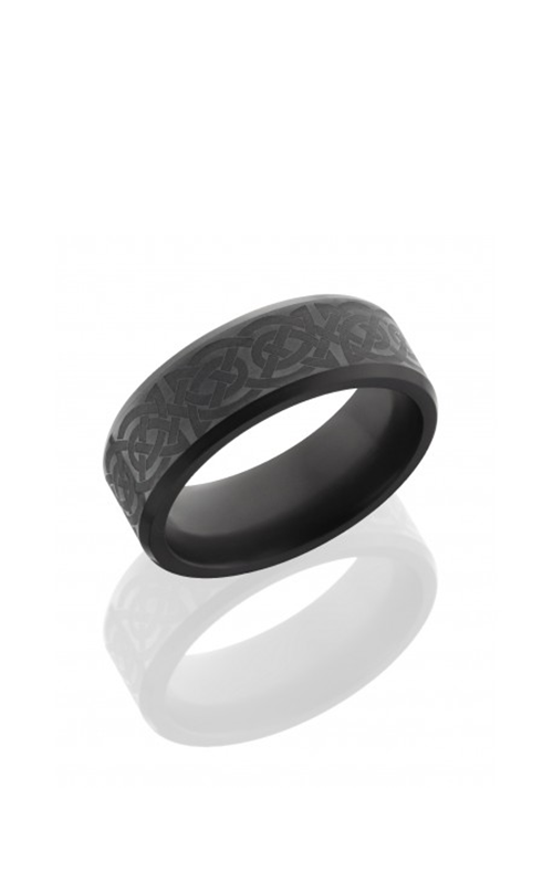 Lashbrook Elysium Wedding band E8FR LASER product image