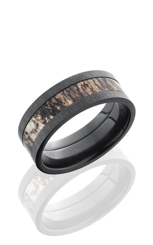 Lashbrook Camo Wedding band ZCAMO8F14-MOSSYOAK CROSS product image